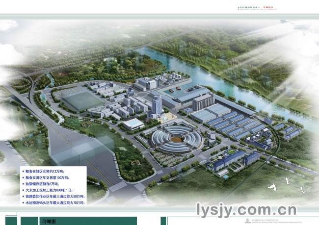 杭州粮油物流中心批发交易市场